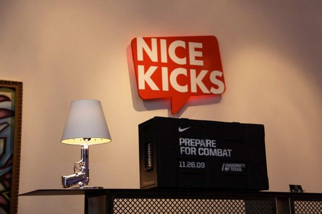 Nice Kicks Store Opening 12 1