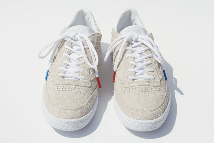 Billys X Reebok Club C 85 Tricolore