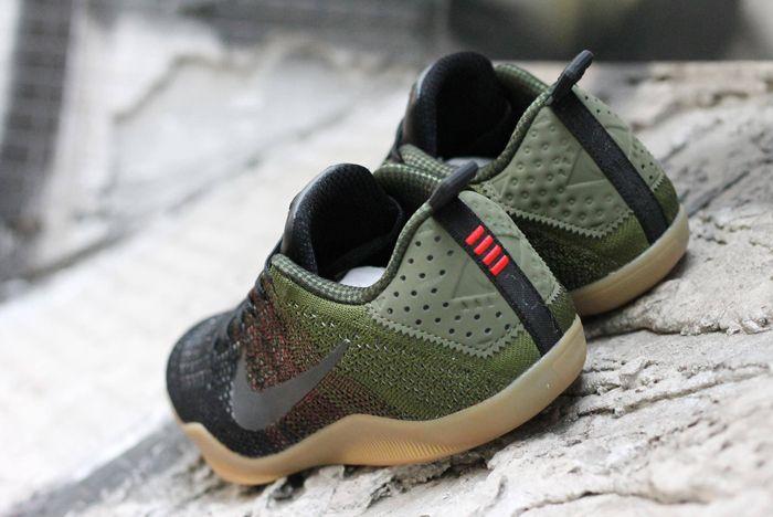 Nike Kobe 11 4 Kb Green Gum 1