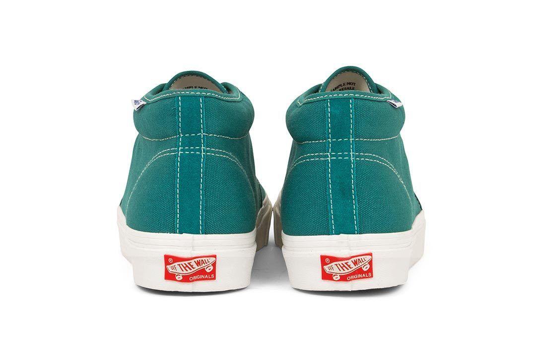 Proper Vans Og Chukka Boot Lx 4