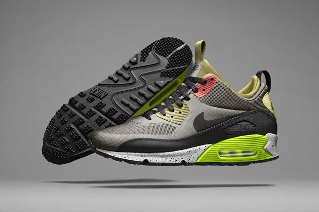Nike Snearboots 2013 Am90 Mid 2
