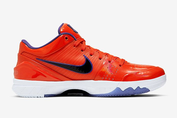 Undefeated Nike Kobe 4 Protro Suns Right