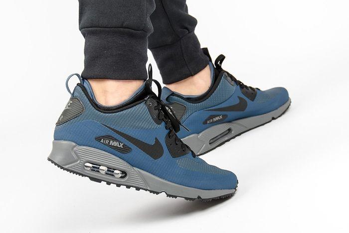 Nike Air Max 90 Mid Winter Squadron Blue 4