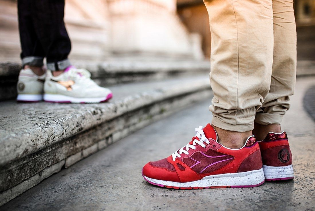 The Good Will Out X Diadora The Rise And Fall Of The Roman Empire Pack2