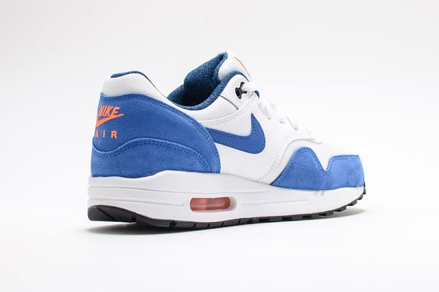 Nike Air Max 1 Gs Sport Blue Snakeskin