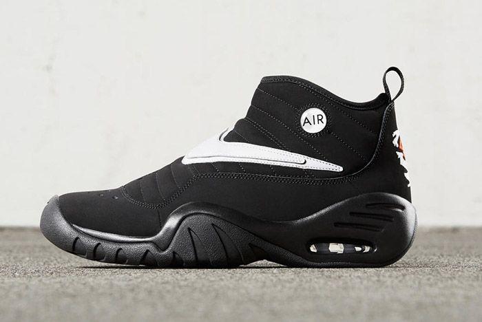 Nike Air Shake Ndestrukt Retro Black 4