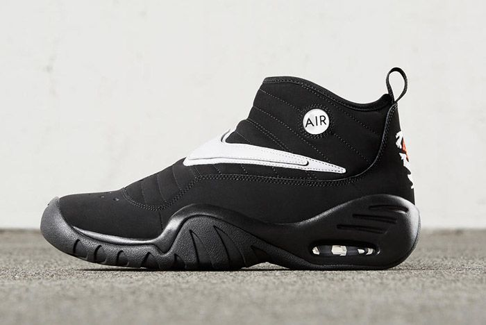 Nike Air Shake Ndestrukt Retro Black 4