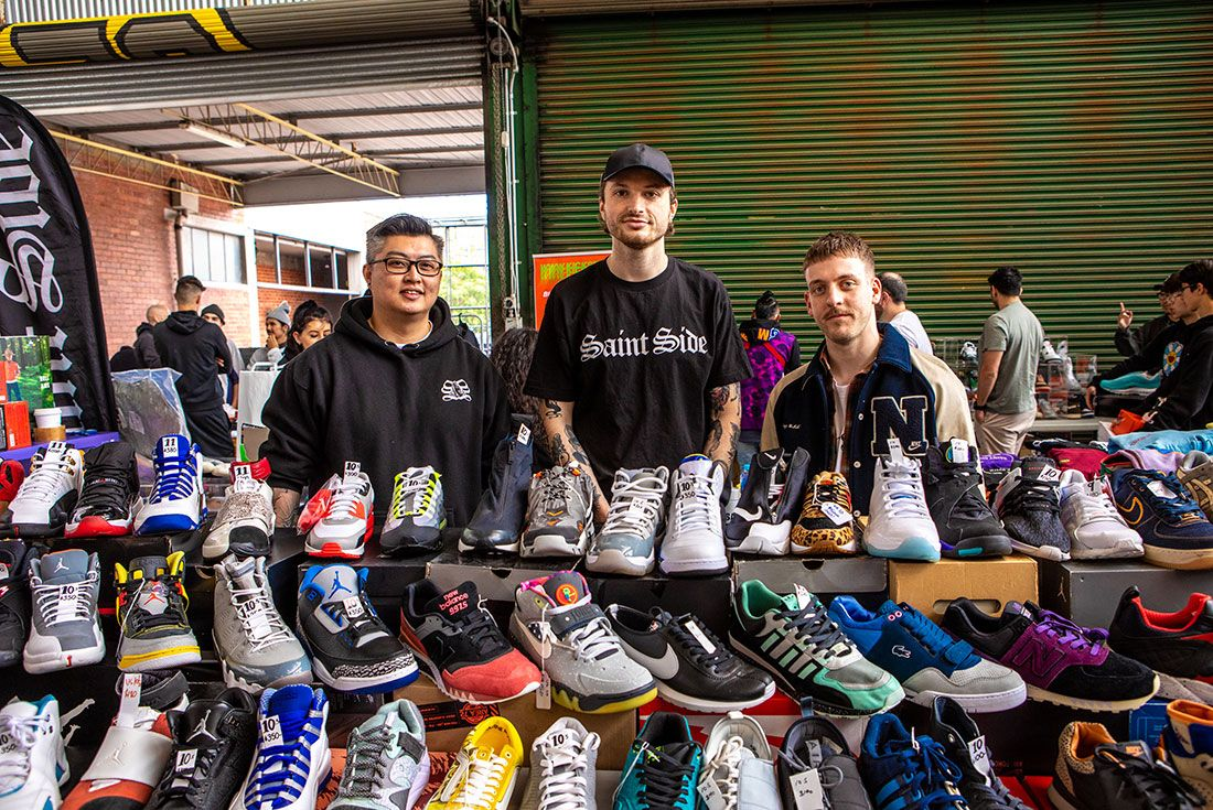 Sneaker Freaker Swap Meet October 201991