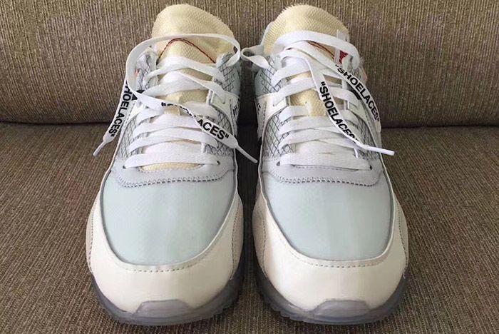 Off White Nike Air Max 90 2