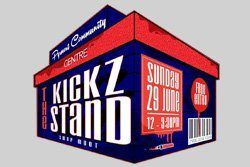 The Kickz Stand Swap Meet 2014 Thumb11