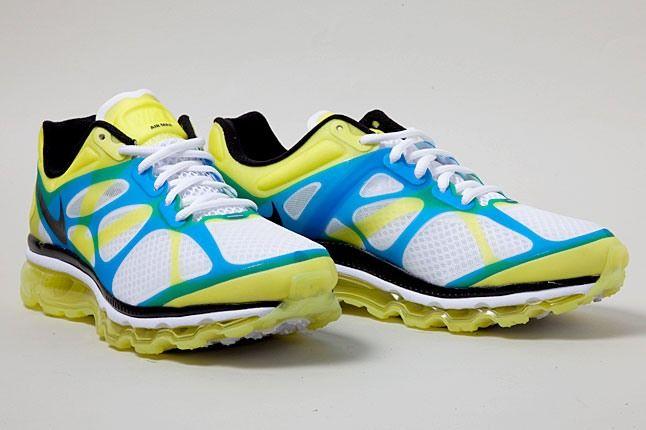 Nike Air Max 2012 Volt 3 1