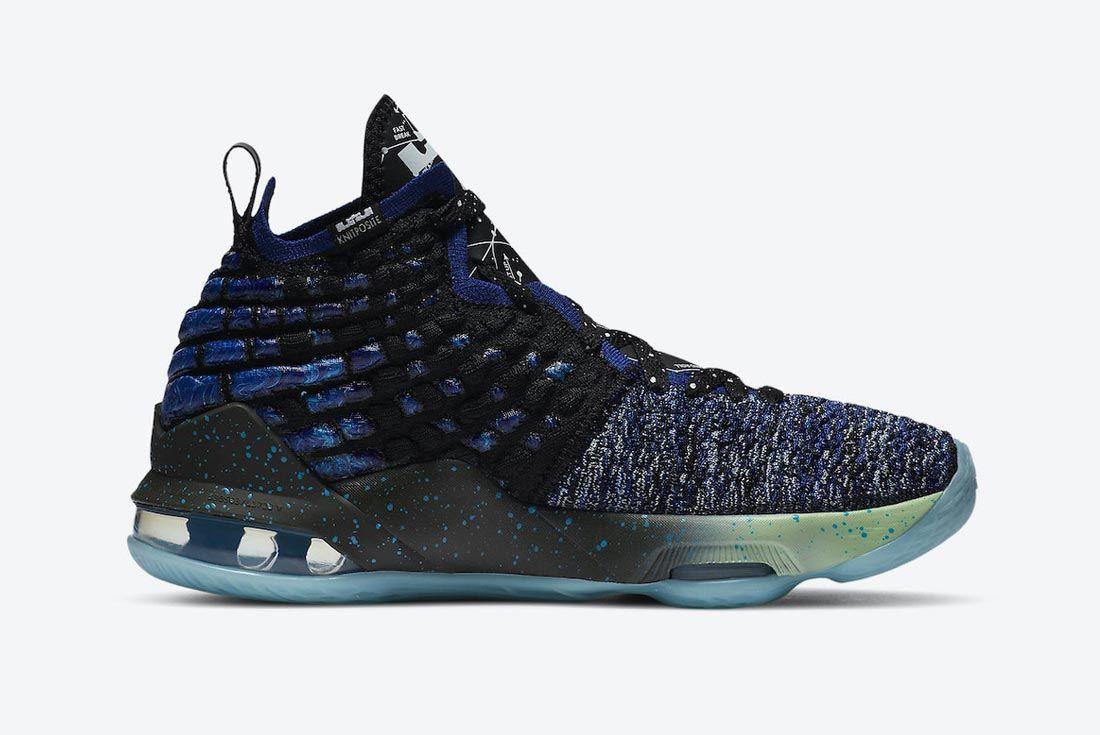 Nike LeBron 17 'Constellations'