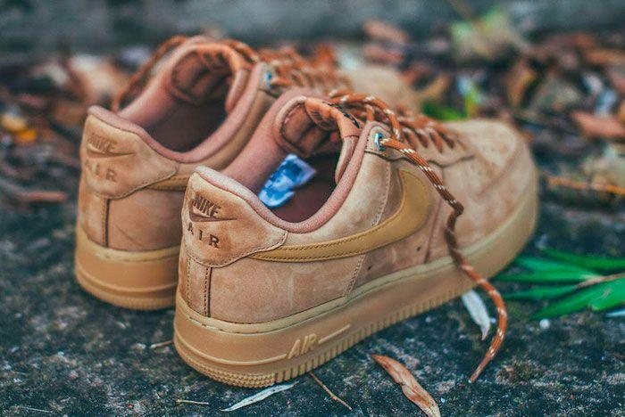 Nike Air Force 1 Wheat Heel