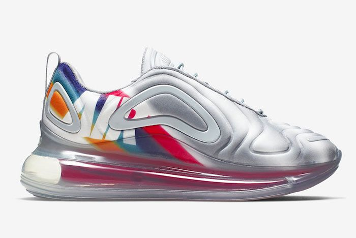 Nike Air Max 720 Airbrush Right