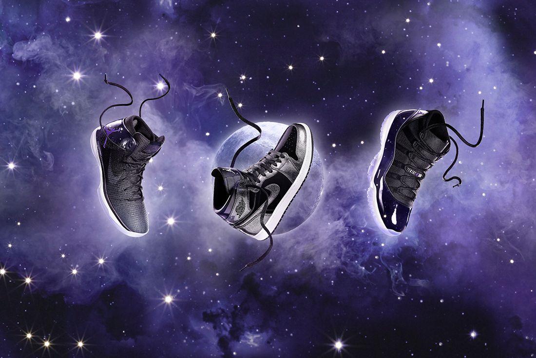 Jordan Brand Unveils Massive Space Jam Collection2