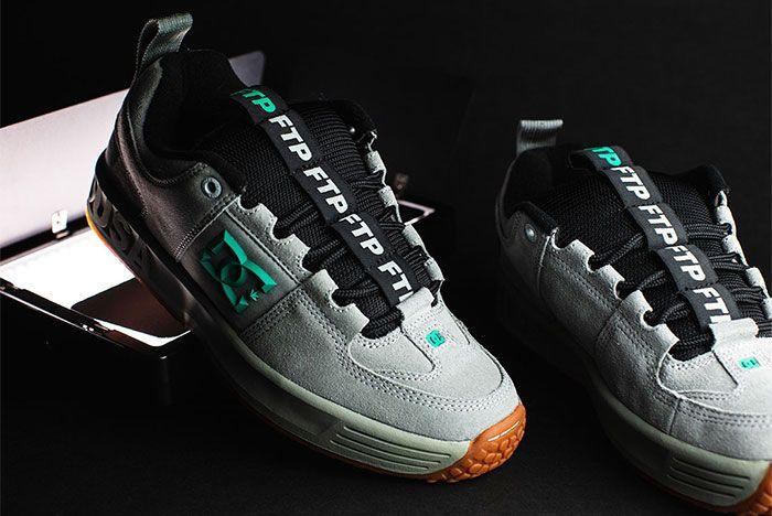 Ftp Dc Shoes Lynx Pair Side Shot7