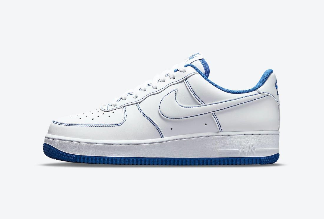 Nike Air Force 1 'Game Royal'
