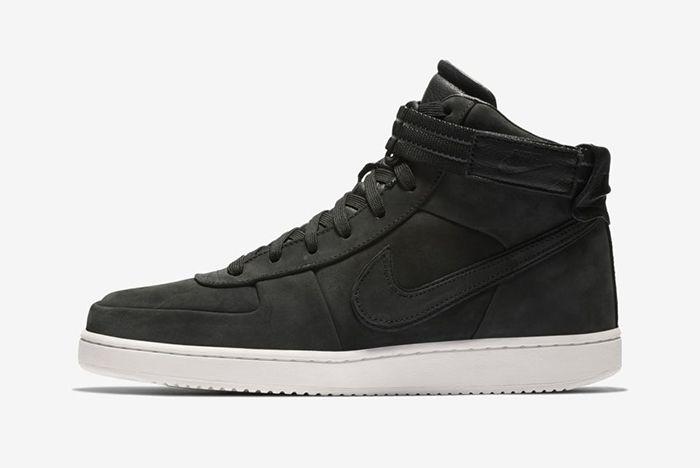 John Elliott Nike Vandal High Black 2018 2