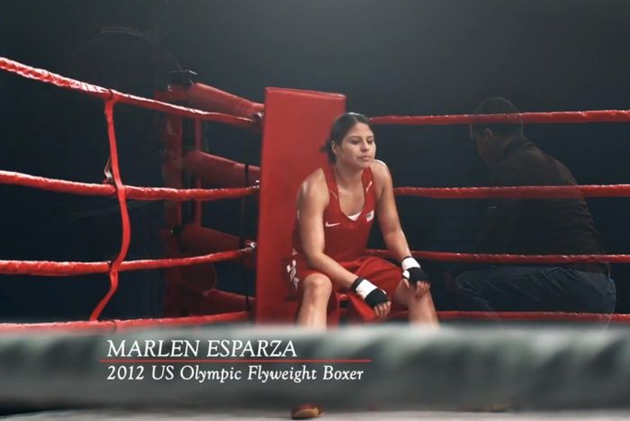 Marlen Esparza Boxing Boots Nike