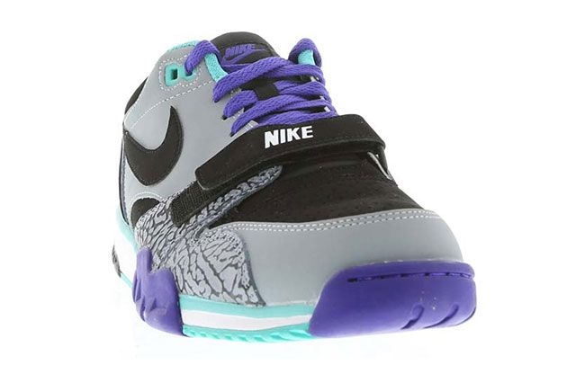 Air Trainer 1 Concord Turquoise 5
