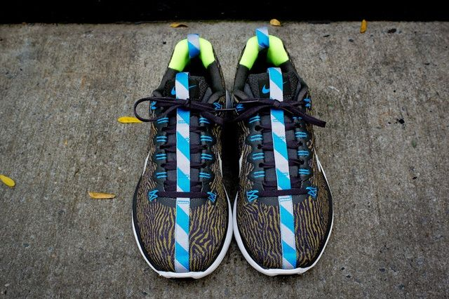 Nike Lunarglide 5 Ext Prm Parachute Gold 3