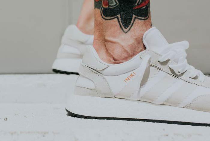Adidas Iniki Runner Pearl Grey 4
