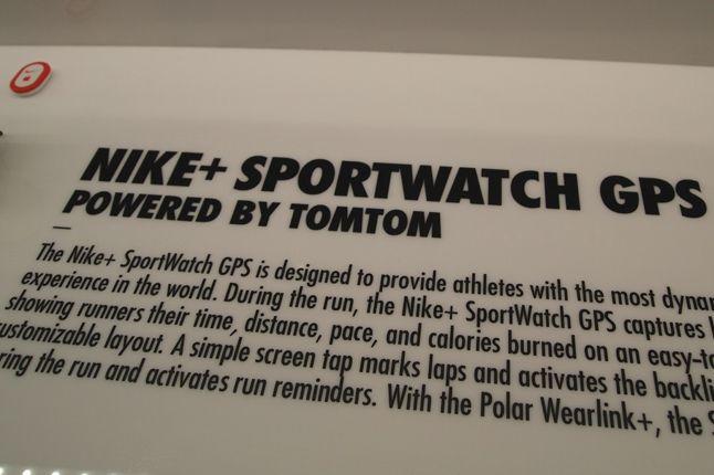 Nike Plus Sportswtach 1