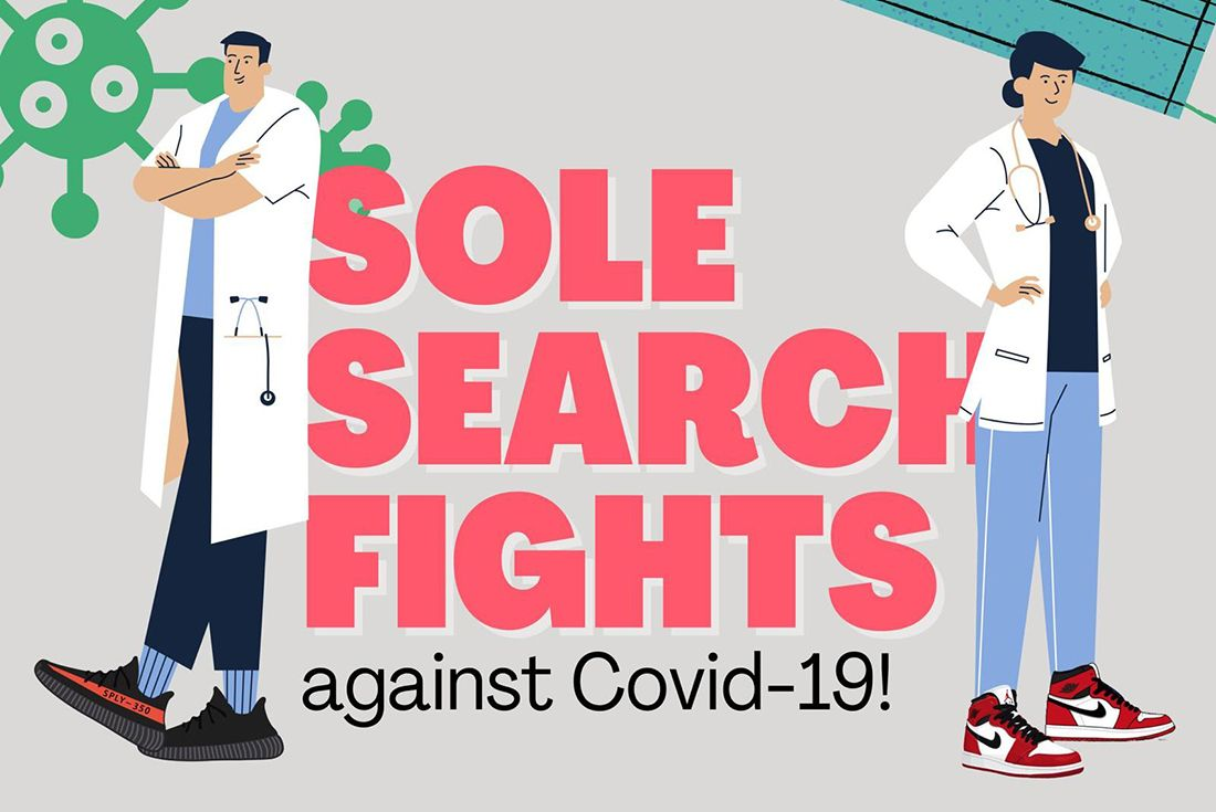 sole search india fundraiser
