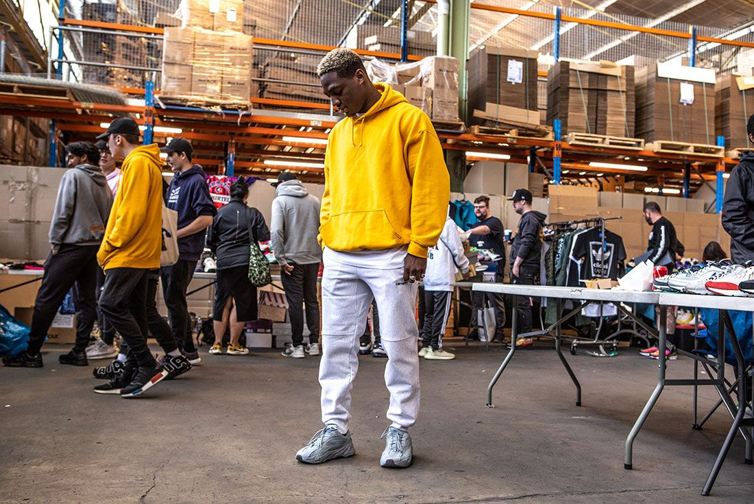 Sneaker Freaker Swap Meet October 201939