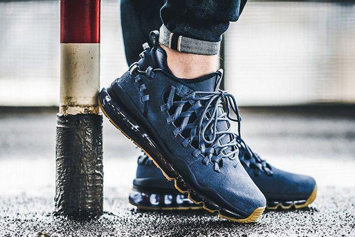 Nike Air Max Tr17 Navy Blue 2