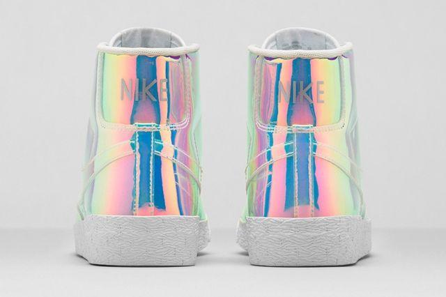 Nike Blazer Wmns Iridescent 4