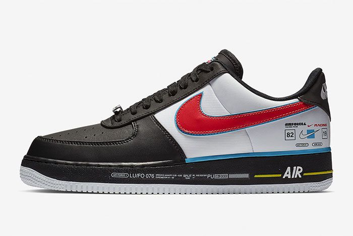 Nike Air Force 1 Racing All Star 1