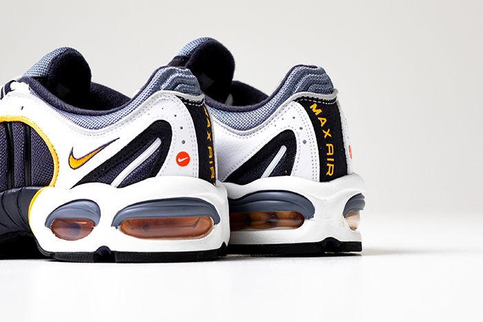Nike Air Max Tailwind 4 Navy Gold Aq2567 200 Release Date Heel