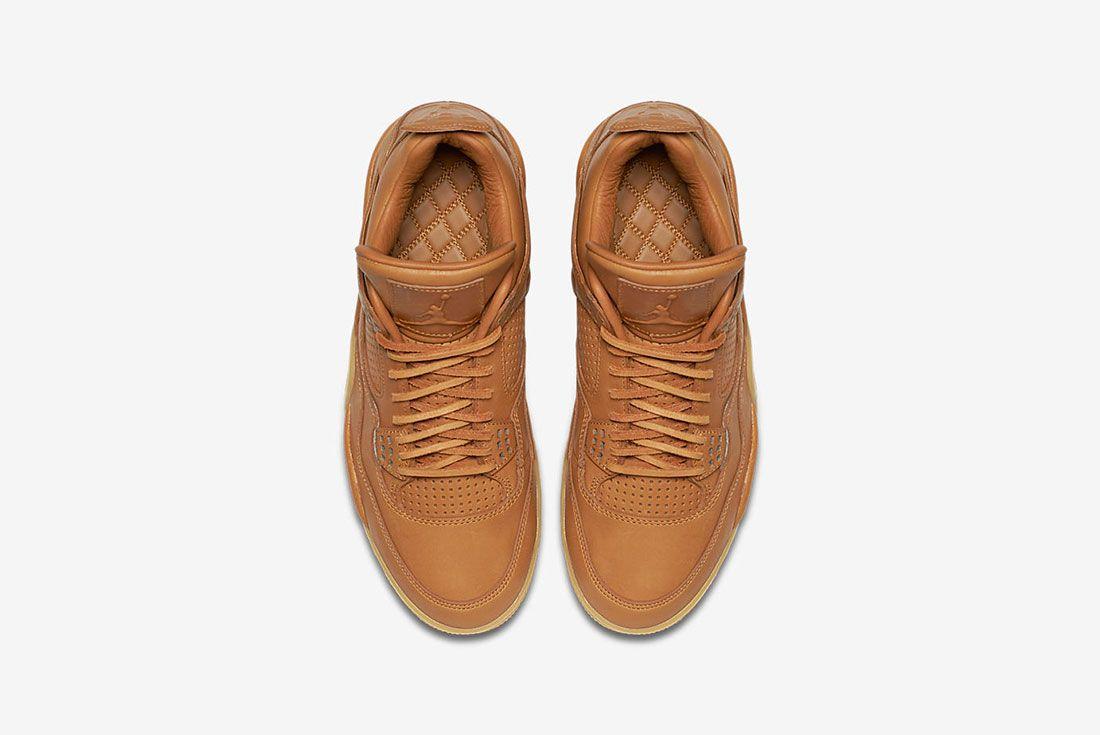 Air Jordan 4 Ginger 3
