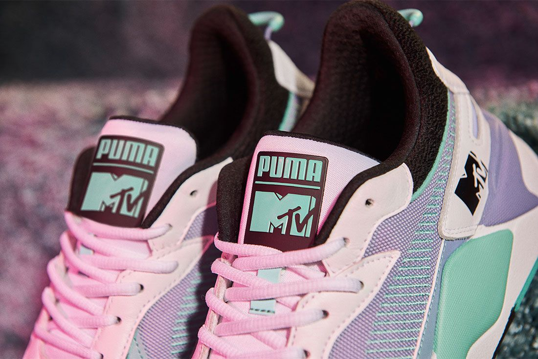 Puma Mtv Rs X Tracks Tongue