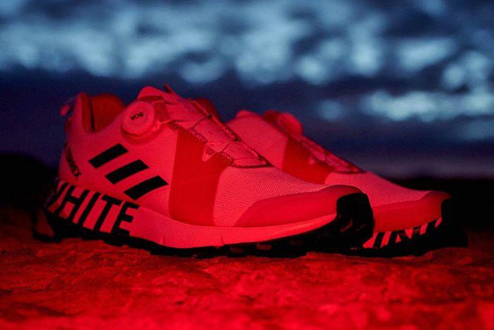 Adidas Terrex White Mountaineering White Red 1 Sneaker Freaker