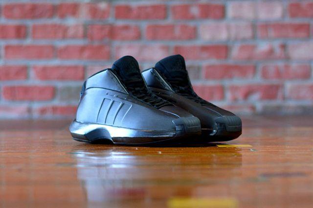 Adidas Crazy 1 Triple Black 2