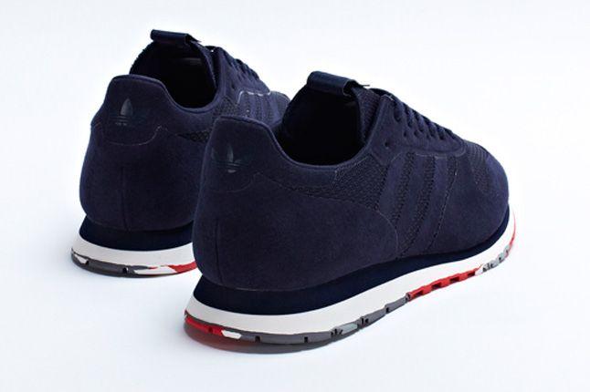 Adidas Consortium Cntr Blue Heels 1