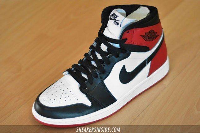 Air Jordan 1 Black Toe 2013 2 1