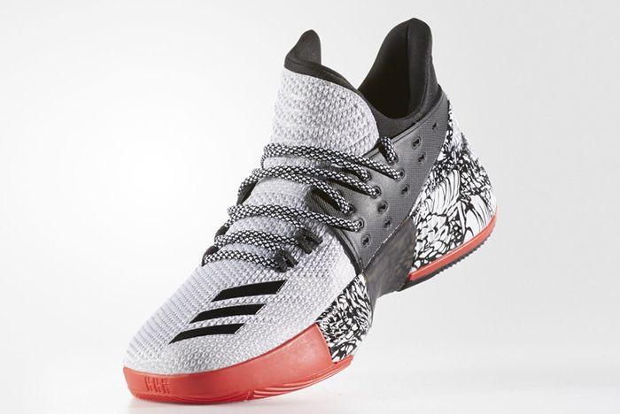 Adidas Dame 3 Chinese New Year2