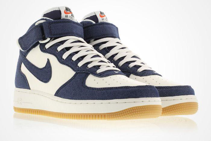 Nike Air Force 1 Denim 2