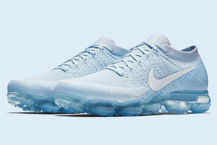Nike Air Vapor Max Glacier Blue2