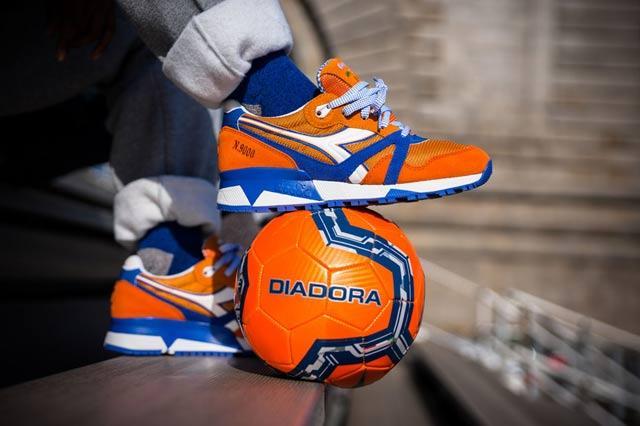 Packer Shoes Diadora N9000 Dinamo Zagreb 6