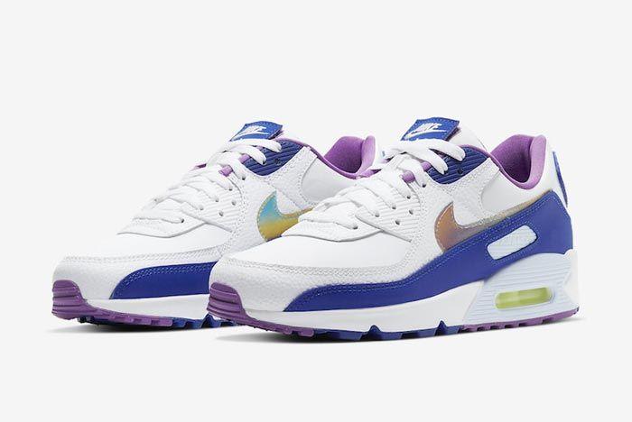 Nike Air Max 90 Easter Blue Pair