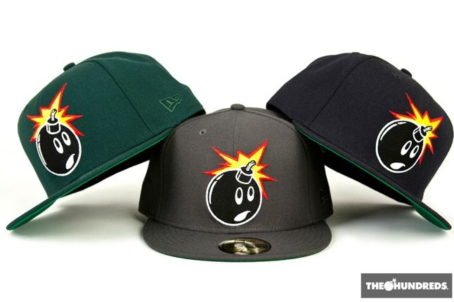 The Hundreds New Era 2 1