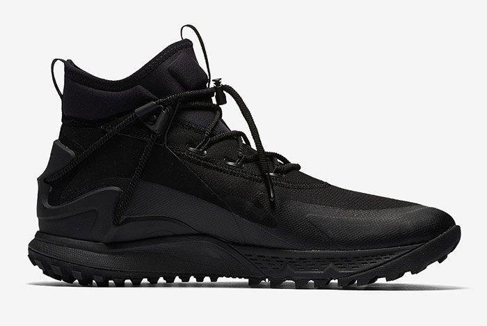 Nike Zoom Terra Sertig Boot Triple Black 3