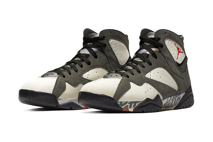 Patta Air Jordan 7 Icicle At3375 100 Release Date Pair