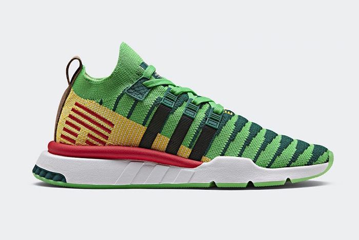 Dragon Ball Z Adidas Eqt Support Adv Shenron Official 1