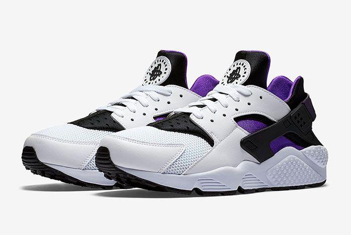 Nike Air Huarache Purple Punch 1
