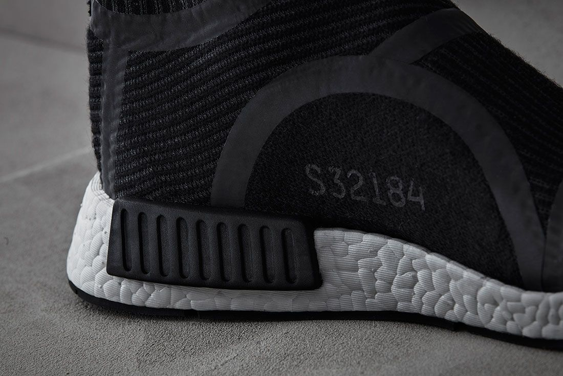Adidas Nmd City Sock Winter Wool 2